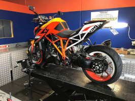 KTM 1290 service and tune